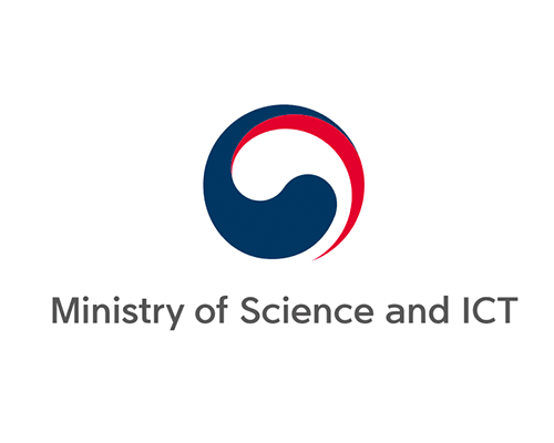 Logo of Ministry of Science and ICT
